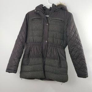 Coogi Puffer Hoodie Winter Jacket